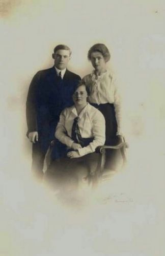 Mary Elizabeth Alexander family