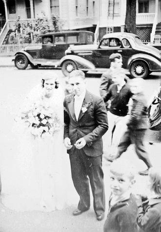 Wedding of Anna Norkus & Stephen Louis Kyer
