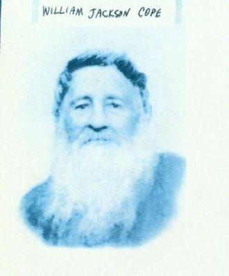 William Jackson COPE