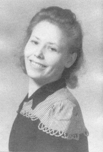 Gertrude Cassie Howe
