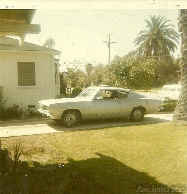 Dana Estrada's 68 Barracuda, California