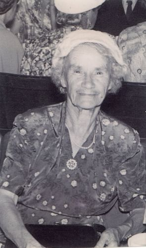 A photo of Margaret Ellen Dagg Cooper
