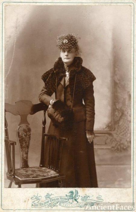 Sarah Frances (Trcziyulny) Gibbs