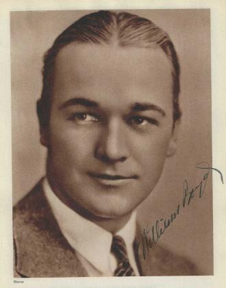 William Boyd in Sepia.