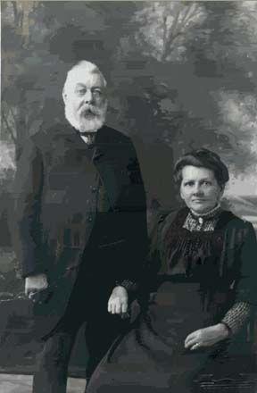 Henry & Annie Simpson
