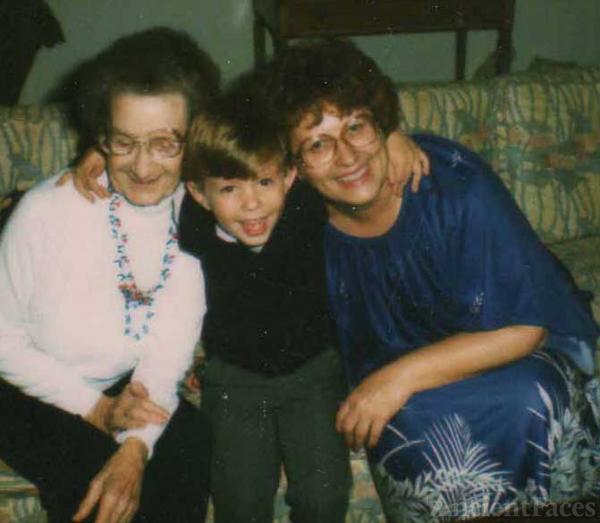 Connie D'Albert, Daniel Pinna, Joyce Kroetch