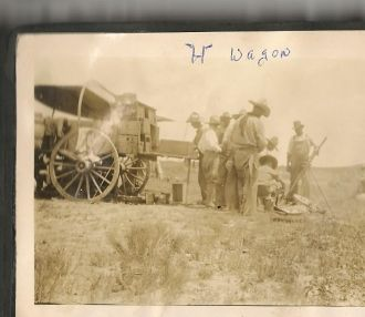 Flying H Ranch, New Mexico, 1920's