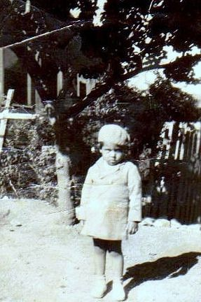 Virginia Espinoza age 2?