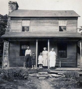 Hiram Dickson Family Home,  MO