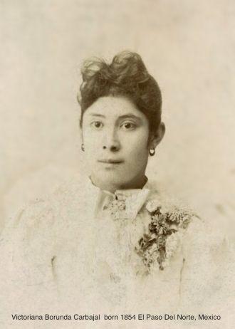 Maria Demitria Victoriana Salandia (Borunda) Carbajal