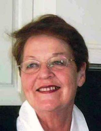 A photo of Joan Mary (Charles) Medhurst