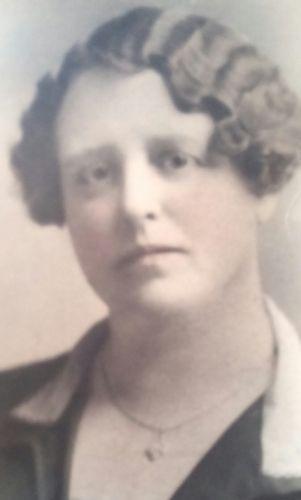 A photo of Mae Burke Stark