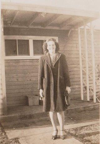 A photo of Hazel Wanda Carol Moore