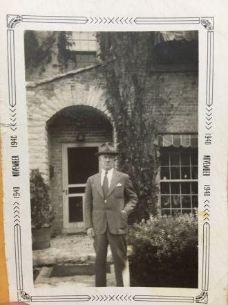 James B Elder relative