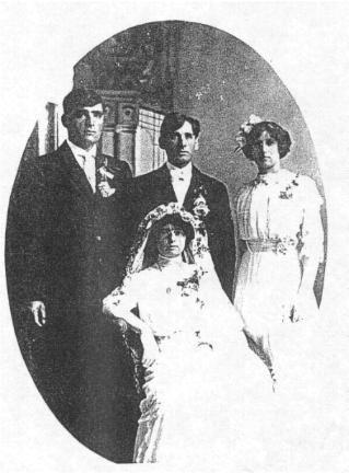 Green / Leytem Wedding