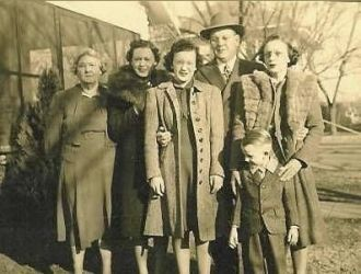 Jesse Rayborn Family