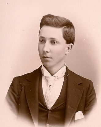 A photo of Arthur Rogers