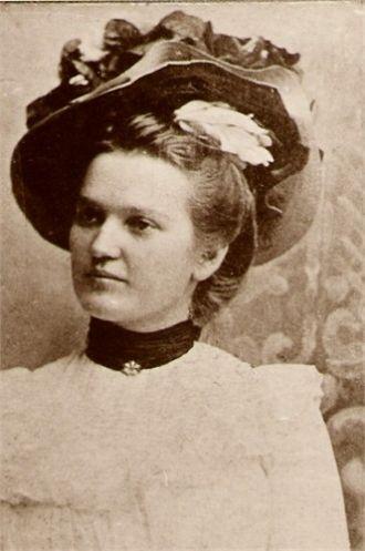 Maude Ella Yates Graves