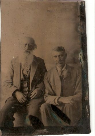 My 2nd Great Grandfather Thomas Dunn possibly his son Patrick Dunn