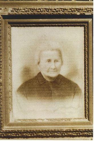 Mary Shular (1807-1900)