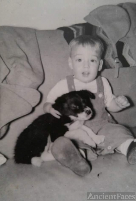 Peter Olds - My puppy!
