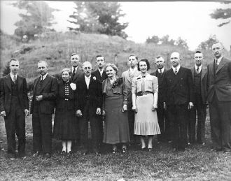 Edward Wallingford's Family