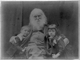 Walt Whitman, Jeannette and Nigel Cholmelly-Jones