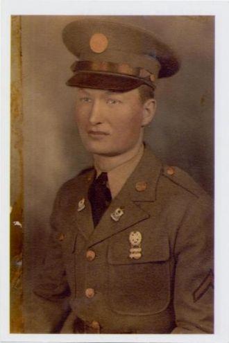 A photo of Albert Lee Minyard