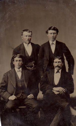 William & James Sinclair, Eddie Pollock