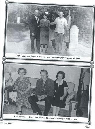 Humphrey Family