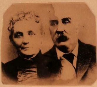 A photo of Silas Dinsmore  Brown