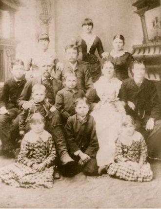 George W. Houchins Family
