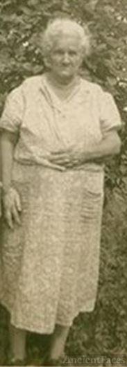 Surrilda May (Kirkendall) Bowman