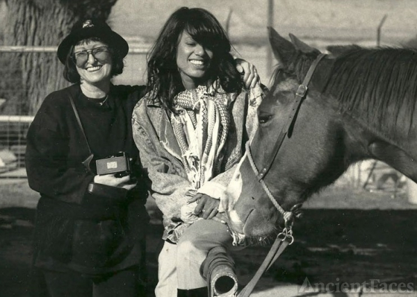 Sheila and Tracy Jordan