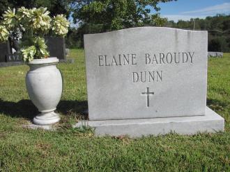 Elaine Helen (Baroudy) Dunn