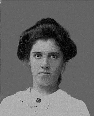 Frances Henriettea Hopper
