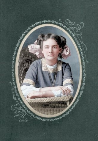 Miss Edith Nora Carr #6