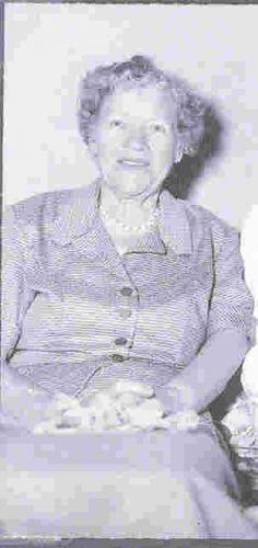 Great Aunt Ella