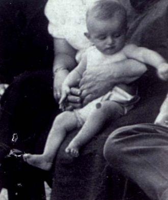 Erich Bustin 1938