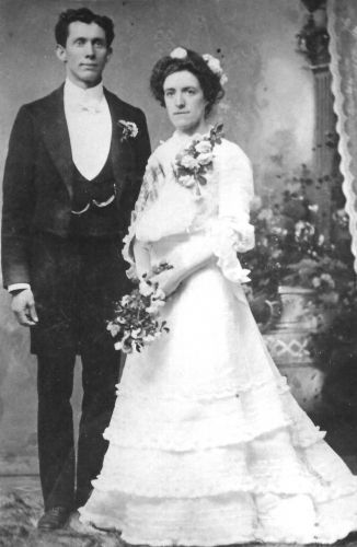 John Frederick Fechser Wedding