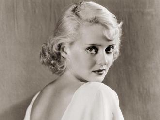 A photo of Bette Davis