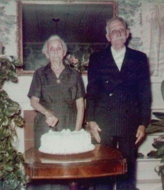 Ben and Ella Hardin