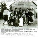 Olin McAlpin farm location of Pleasant Hill School