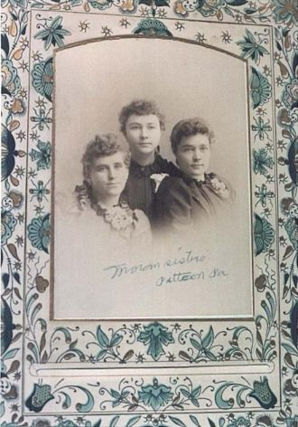 Moran sisters from Pittston, PA