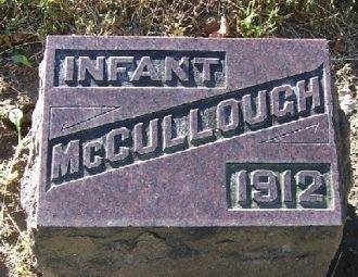 Infant McCullough