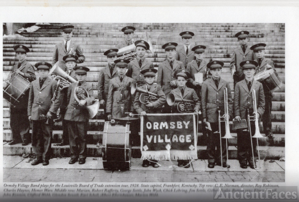 Ormsby Village Band