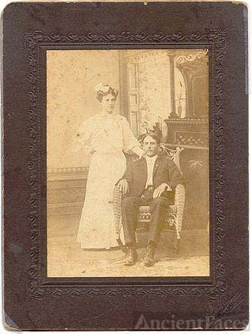 Warrick and Puckett wedding