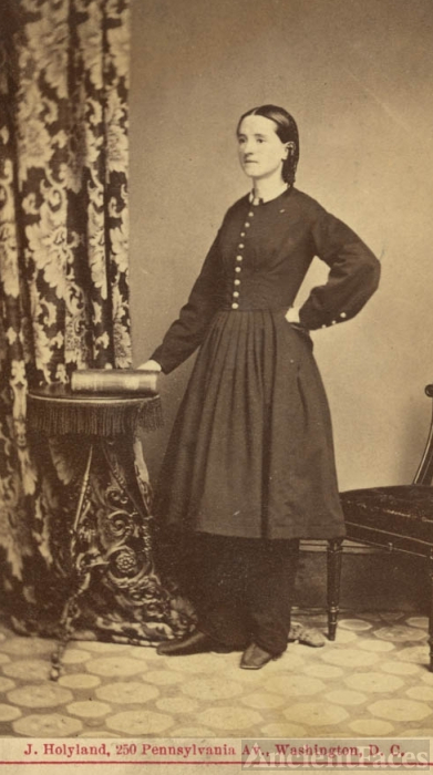 Mary Edwards Walker 1860