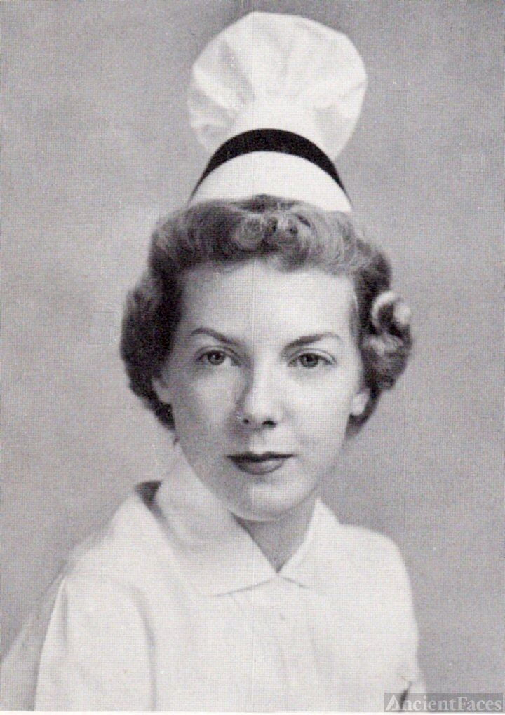 Sally McKinney, 1955