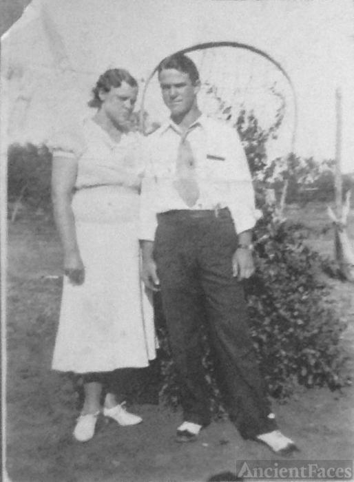 Curtis Herald & Lillie Mae Boyd Shaw